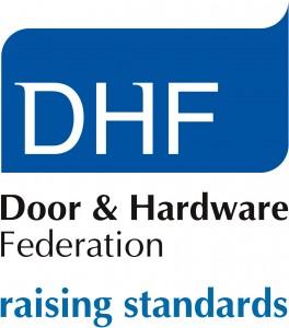 DHF logo with strapline as a JPEG