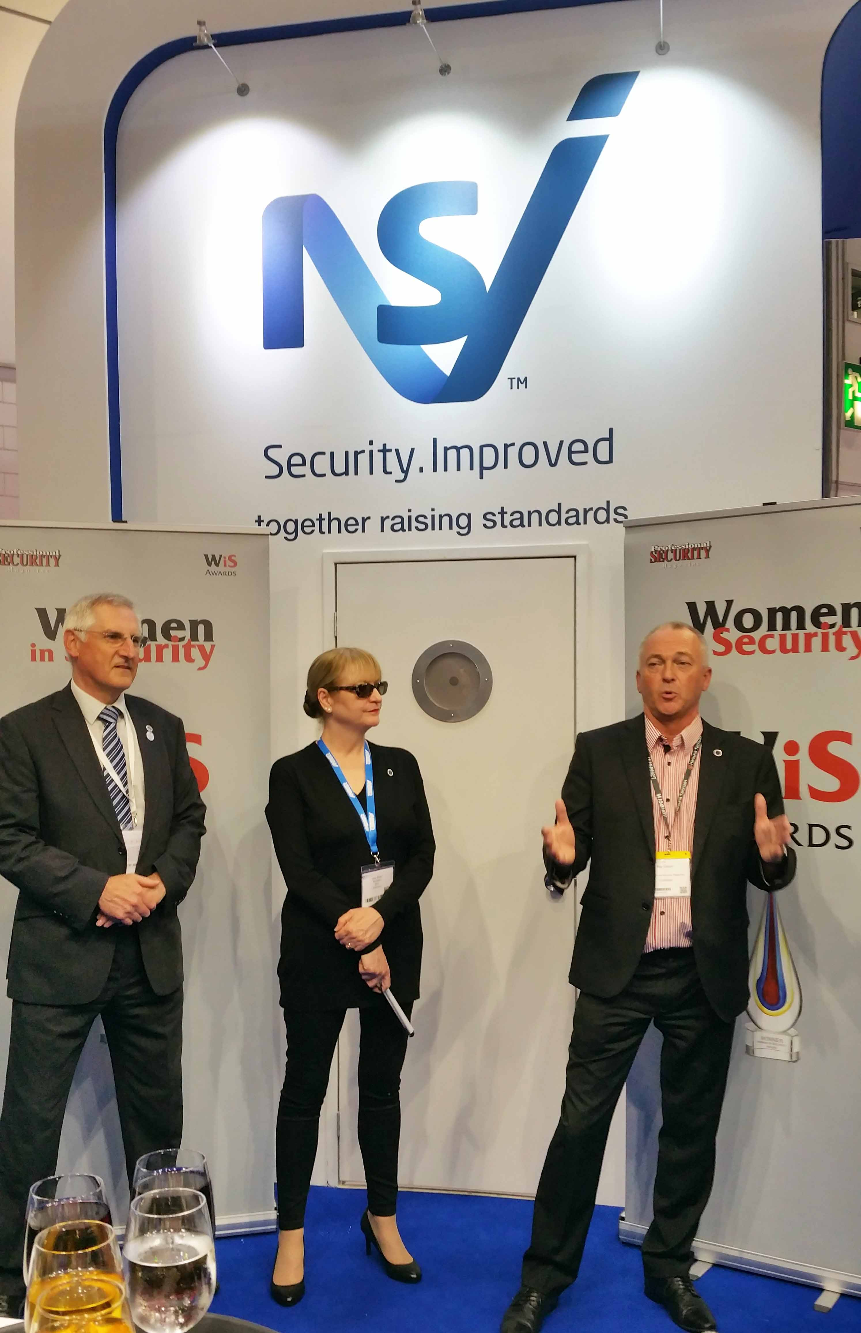 Women in Security Launch