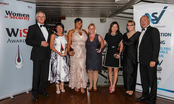 Women in Security Awards 2017 Winners 1