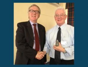 Steve Draper, NSI Auditor Wins SIA Ambassador Award