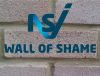 NSI's 'Wall of Shame' Receives Warm Industry Welcome