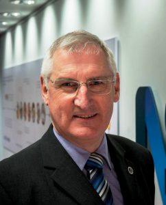 Richard Jenkins, NSI Chief Executive