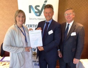 NSI verifies Conwy Council's compliance with Surveillance Camera Code of Practice
