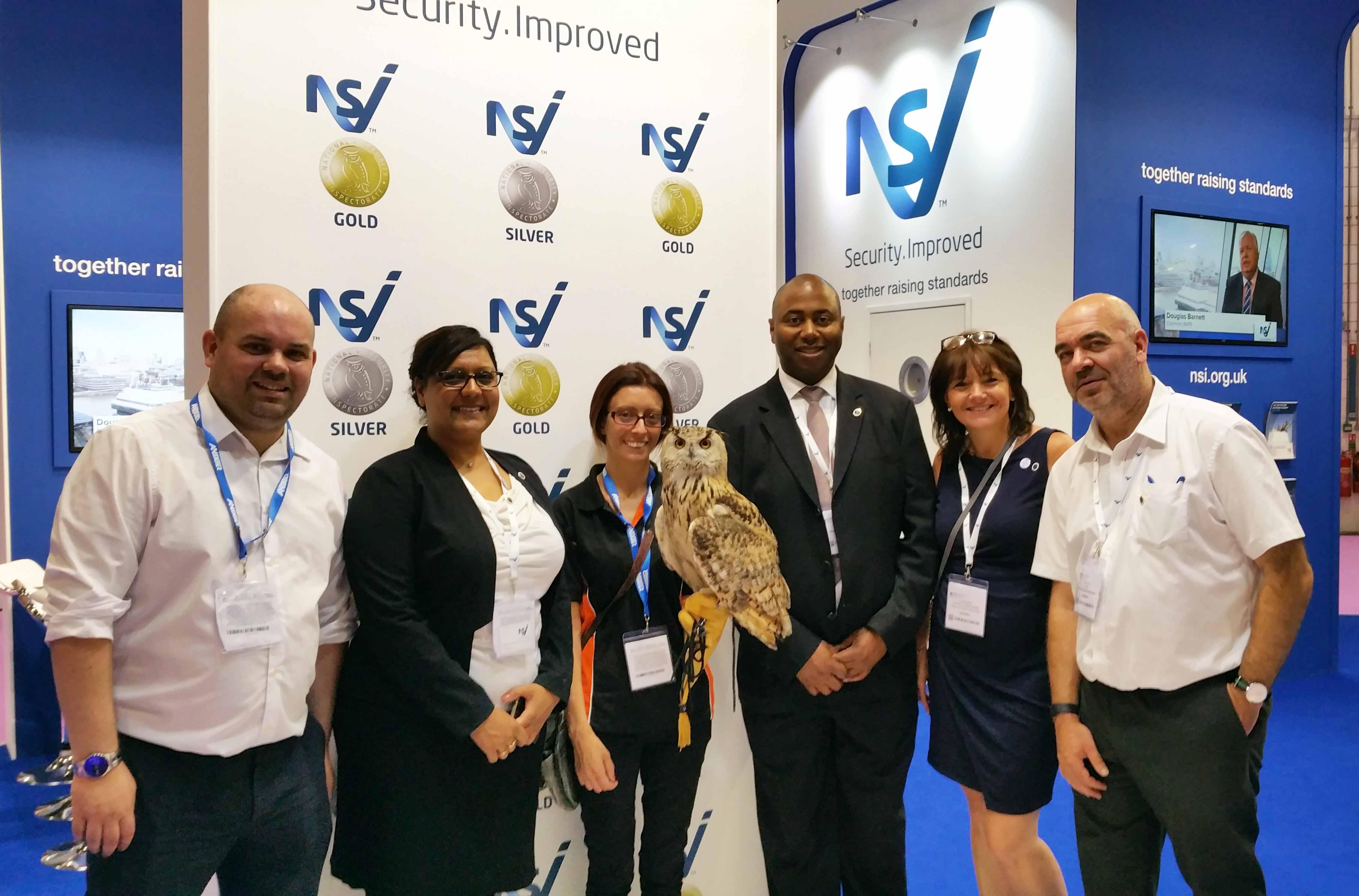 NSI IFSEC team