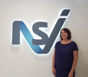 Clare McIntyre, NSI Regional Auditor
