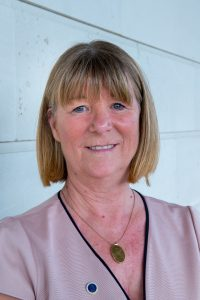Margaret Durr, Head of Field Operations (Services), NSI