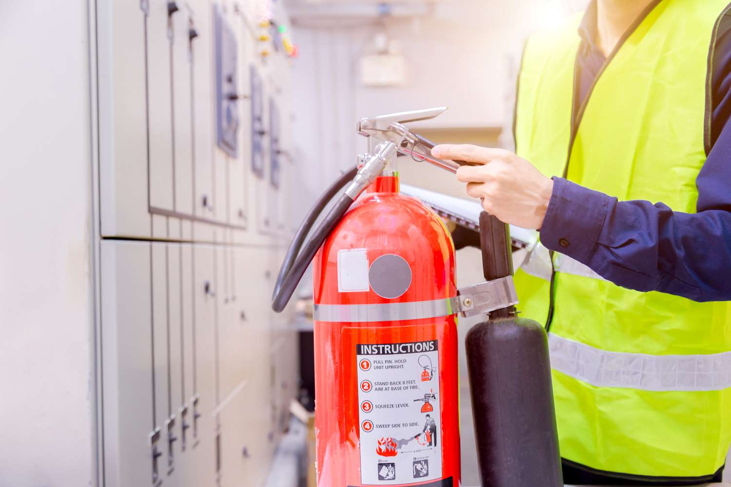 NSI approves fire safety companies providing services in accordance with BAFE schemes