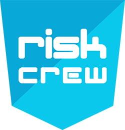 Risk Crew Logo - cyber essentials certification body
